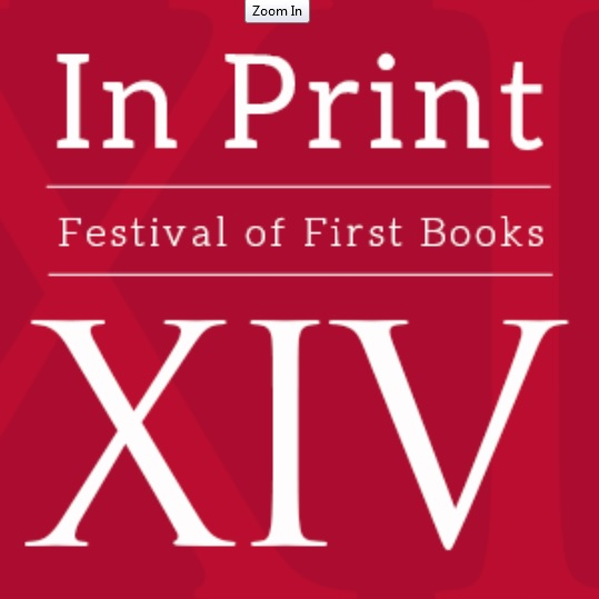 An thumbnail for In Print Festival of First Books XIV